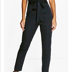 Boohoo Black Trousers